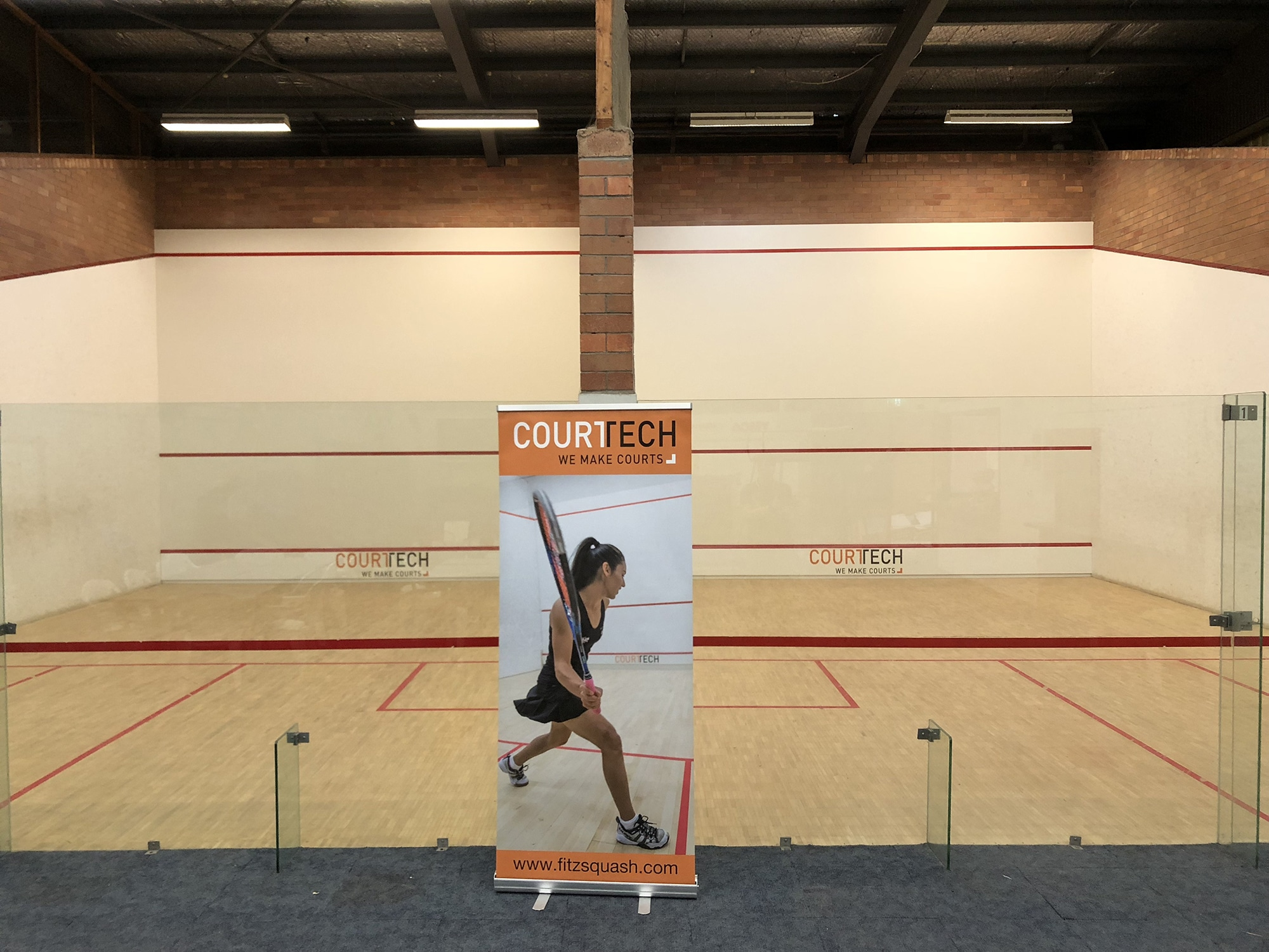Singleton Heights Squash Club, NSW Australia