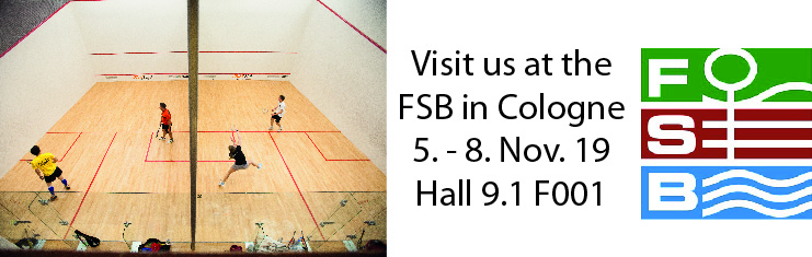 CourtTech at FSB Cologne